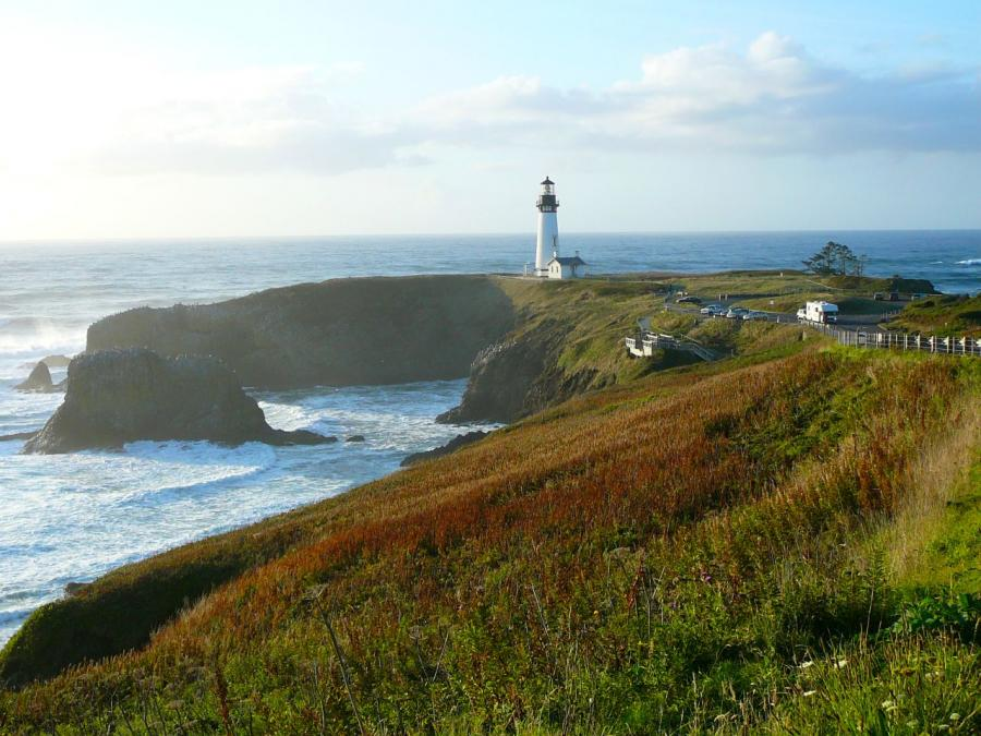 Yaquinaheadlighthouse Newport Or 50