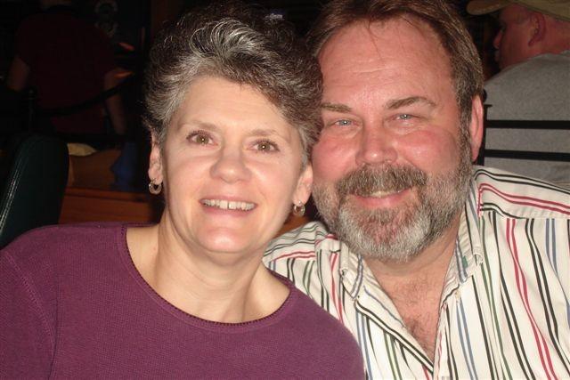 Me & Kathryn My Wife