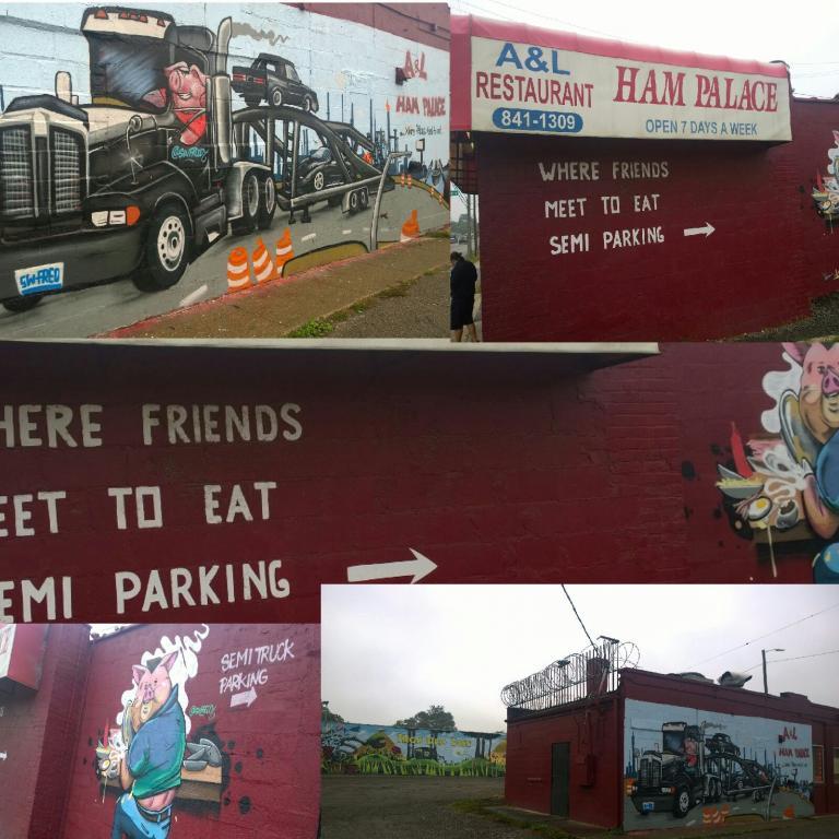 A&l Ham Palace  Sw Detroit