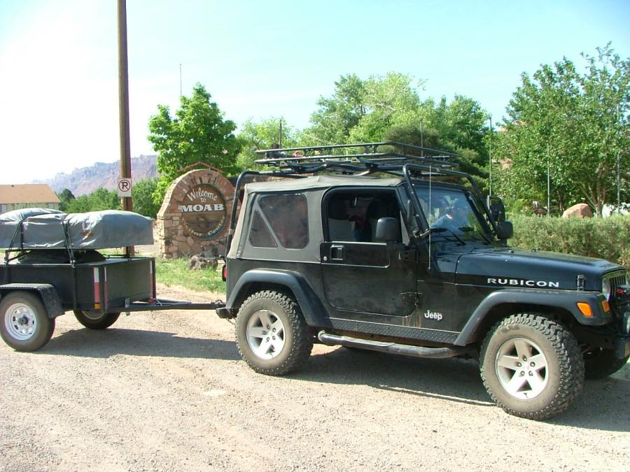 Jeep Camping Around The Usa