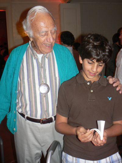 Mitzvah Event