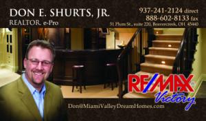 Dayton Real Estate Agent Don Shurts
