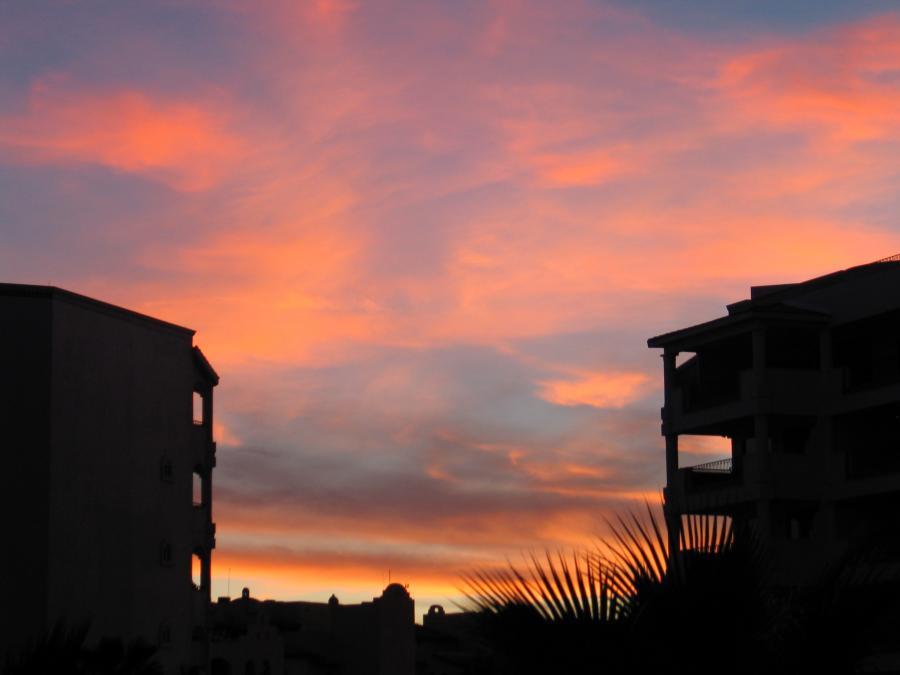Rocky Point Sunset