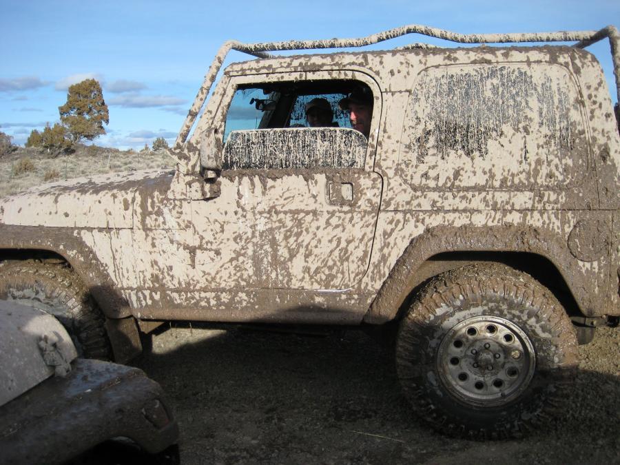 Valentines Day Mud Massacre