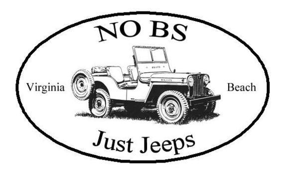 No Bs Just Jeeps Virginia Beach