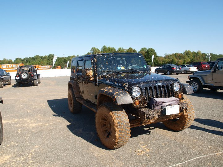 08 Jk At The Rock & Road Tour In Nc