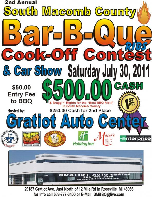 Smbbq Cook-off