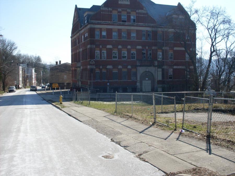 Cincinnati--Sedamsville--Benjamin Harrison School
