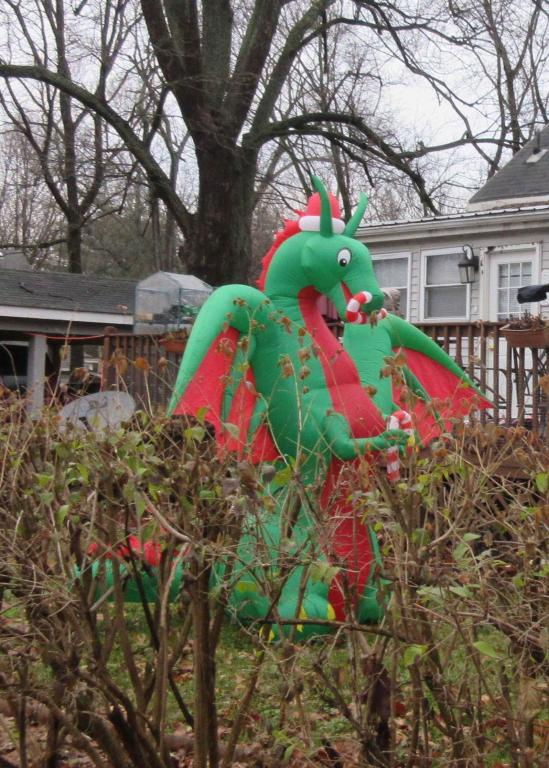 Ohio-Sayler Park-dragon