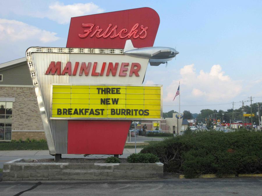 Ohio--Fairfax--Frisch's Mainliner