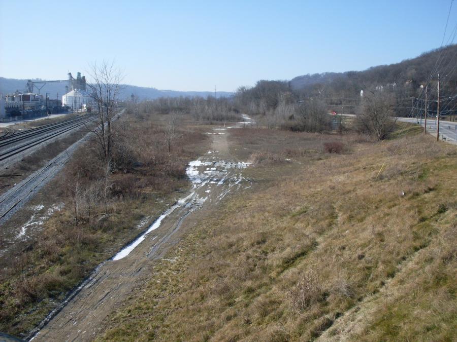 Cincinnati--Sedamsville--old River Road