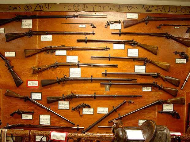 Modoc Museum Exhibits