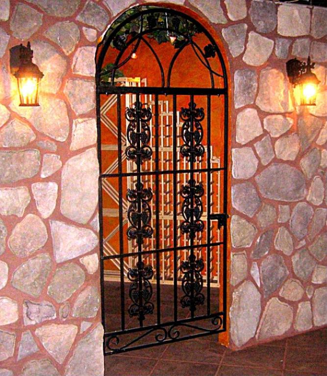 Iron Wine Cellar Door
