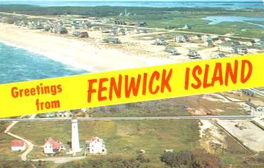 Vintage Delaware Postcard
