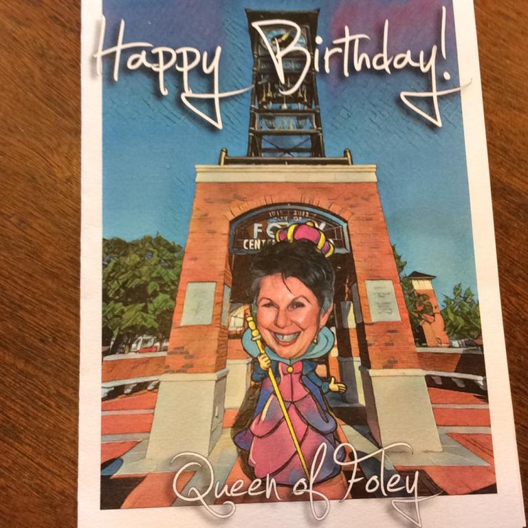 Queen Of Foley